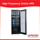 Zahnstangen-Montierung Online-UPS mit großer LCD-Bildschirmanzeige