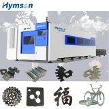Máquina de acero del grabador del corte/laser del nuevo del diseño del CNC de la fibra cartón del laser