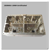 Часть CNC подвергая механической обработке алюминиевая для корпуса фильтра связи