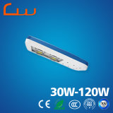 5 da garantia 30W 60W 90W da rua anos de lâmpada leve do diodo emissor de luz
