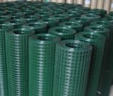 """공장 공급 질 1/2 """" X 1/2 """" PVC에 의하여 입히는 용접된 철망사"""