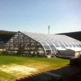 Шатры шатёр крыши ткани роскошные напольные алюминиевые ясные для спорта