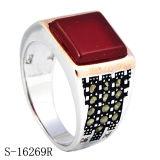 Neuer Sterlingsilber-Ring der Ankunfts-Form-Schmucksache-925