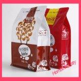 Saco personalizado de oito Borda-Selagens para sacos plásticos chineses do alimento de Wolfberry