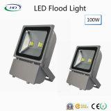 100W lumière d'inondation classique de la série DEL pour la lumière de jardin