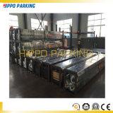 Elevador hidráulico da garagem de estacionamento do carro de Aimple de quatro bornes
