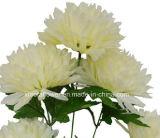 Solo vástago de la flor artificial/plástica/de seda del crisantemo (XF30024)