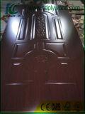 メラミンペーパー型のドアの皮
