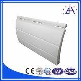 Se utiliza con frecuencia el perfil de aluminio del obturador