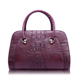 Sac d'emballage neuf de Madame Hangbag Customized Crocodile Leather du créateur 2017