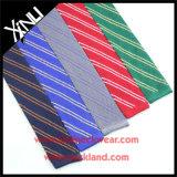 Gravatas feitas malha seda do Mens da forma elevada
