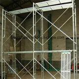 Bewegliches Arbeitsgestell-System des Stahlrahmen-Q235