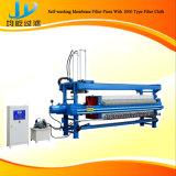 Automatische PLC-Steuermalz-Filterpresse hergestellt in China