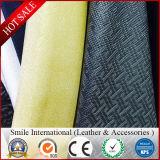 Eco-Friendly кожа софы высокого качества PVC синтетическая кожаный
