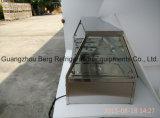 Matériel de cuisine d'acier inoxydable Bain électrique Marie avec des prix usine