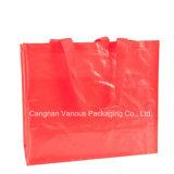 Мешок Tote мешка покупкы/Non сплетенный мешок носят мешок для промотирования в дешевом цене