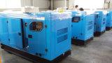 Комплект генератора 10kw новой конструкции звукоизоляционный тепловозный