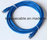 Cable azul RJ45 de Uconnector UTP CAT6