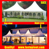 Tenda foranea portatile istante del Pagoda della tenda 6X6m del Gazebo buona