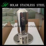 Ss304 Swimmingpool-polieren Glaszapfen-Spiegel für das 12-20mm Glas
