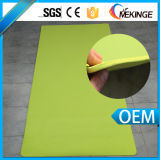 Couvre-tapis antidérapage de yoga de bande avec la courroie de transport