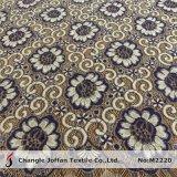 De nylon Stof van het Kant van de Polyester Afrikaanse voor Kleding (M2220)