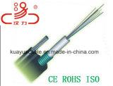 Conector de fibra óptica GYFTY Cable óptico / Cable de comunicación / Conector