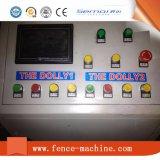 Machine à souder en treillis métallique de renfort
