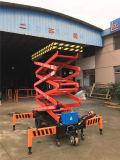 hydraulische 500kg 6meters Scissor Luftplattform (SJZ0.5-6)
