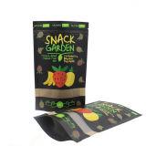 El embalaje de la categoría alimenticia Ziplock se levanta los bolsos impresos aduana de la bolsa para los frutos secos/las tuercas/carne