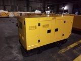 Conjuntos de generador diesel insonoros de la refrigeración por agua de AC220V 25kVA/20kw 60Hz