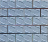 Azulejo al aire libre 100X200m m constructivo agradable de la pared de cerámica