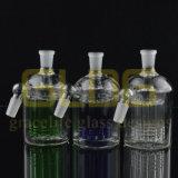 Collettore della cenere colorato Perc dell'Braccio-Albero di Gldg 10 per il tubo di acqua di vetro