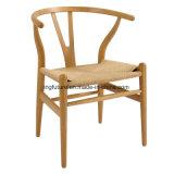 素晴らしいデザインMing王朝様式の木製のウィッシュポーンのY椅子
