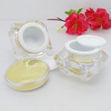 15g 30g 50g Cream Jar and Plastic Lotion Spray Bottle for Cosmetic Packaging (NST56)