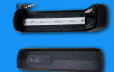 E-Biek電池のDowntubeのタイプの36V11ahリチウム電池の長いライフサイクル
