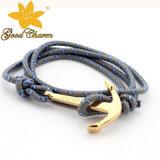 Изготовленный на заказ браслет обруча золота ювелирных изделий LTB-16122703