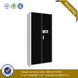 Puder-Beschichtung-Stahlmetallzahnstangen-Aktenschrank (Bücherschrank, Bücherregal) (HX-CD33)