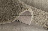 Tissu combiné de Shu Velveteen et Micro Fleece