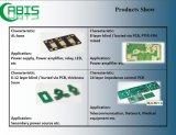 자격을 준과 Qucik 회전 1개의 층 코드 PCB (구부리 엄밀한) ISO, UL, SGS