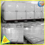 Цистерна с водой фермы рыб используемая для хранения морской воды