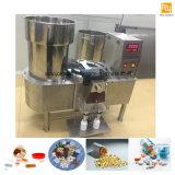 Máquina de contagem automática e de engarrafamento de /Tablets/Drugs da cápsula pequena do grupo