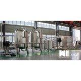 La fabbricazione lavora l'acqua alla macchina minerale che riempie e che imbottiglia la a - la Z