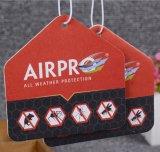 Ambientador de aire caliente del papel de la venta para el coche (AF-025)