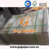 Papel caliente del papel prensa de la venta 48GSM para la impresión