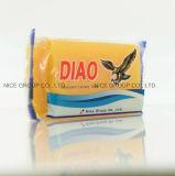 138g Diao 상표 고품질 최고 청결한 반투명 세탁물 비누