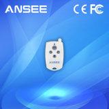 Control remoto inalámbrico con botón de pánico para sistemas de alarma