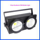 LED COB 2 de la audiencia Ojos Blinder Luz