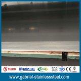 Grado de acero en frío 316 de calibrador inoxidable del metal de hoja del final 304 2b
