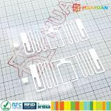 Van het de authentificatiesysteem AD9720 van het product UHF het inlegselmarkering RFID